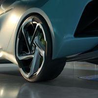 Goodyear desgrana las ventajas de sus futuros neumáticos para coches eléctricos... que ya calzó el Lexus LF-30 'en secreto'