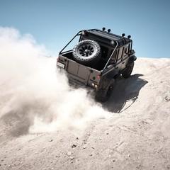 Foto 21 de 30 de la galería land-rover-himalaya-spectre-defender en Motorpasión México