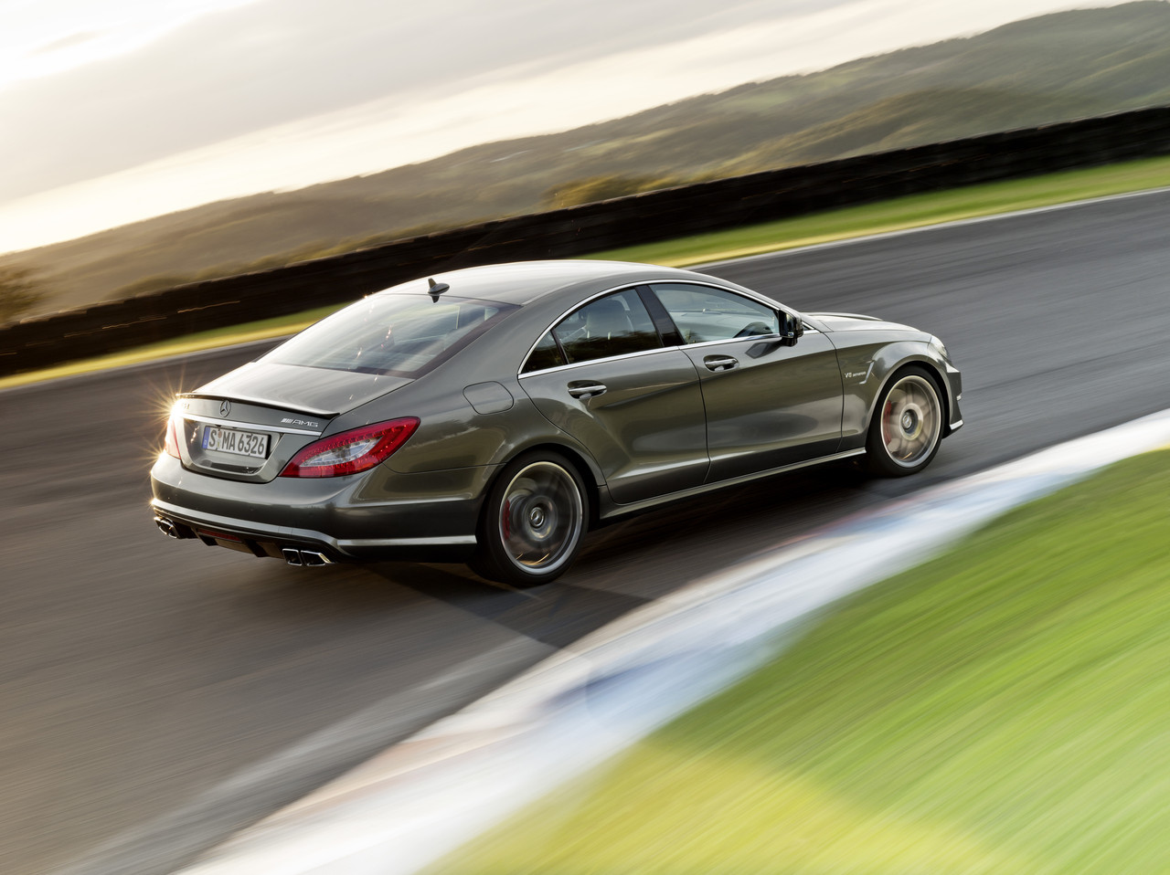 Foto de Mercedes CLS 63 AMG 2011 (20/30)