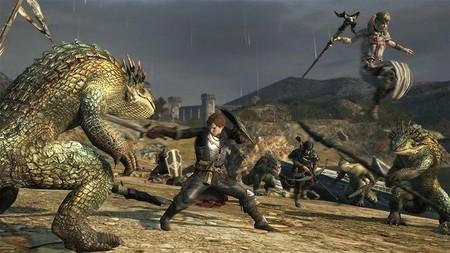 El primer tráiler de Dragon's Dogma Online es todo un sueño hecho realidad