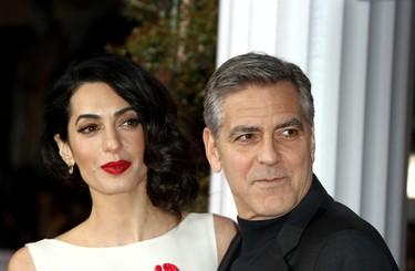 ¿Amenazas a los Clooney?