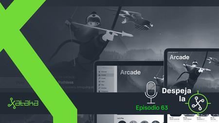 Apple Arcade y Google Play Pass: la fatiga por suscripción se afianza en la industria de los videojuegos (Despeja la X 1x63)