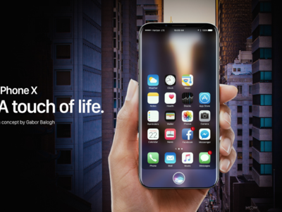 En este concepto del próximo iPhone los protagonistas son Siri y la realidad aumentada
