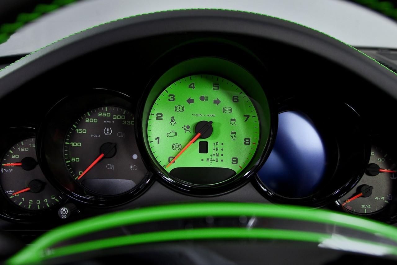 Foto de Porsche 911 Carrera 4S por TechArt (6/32)
