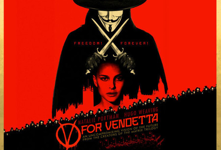 Cómic en cine: 'V de vendetta', de James McTeigue
