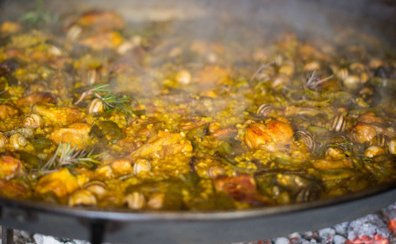 Paella valenciana: la receta tradicional