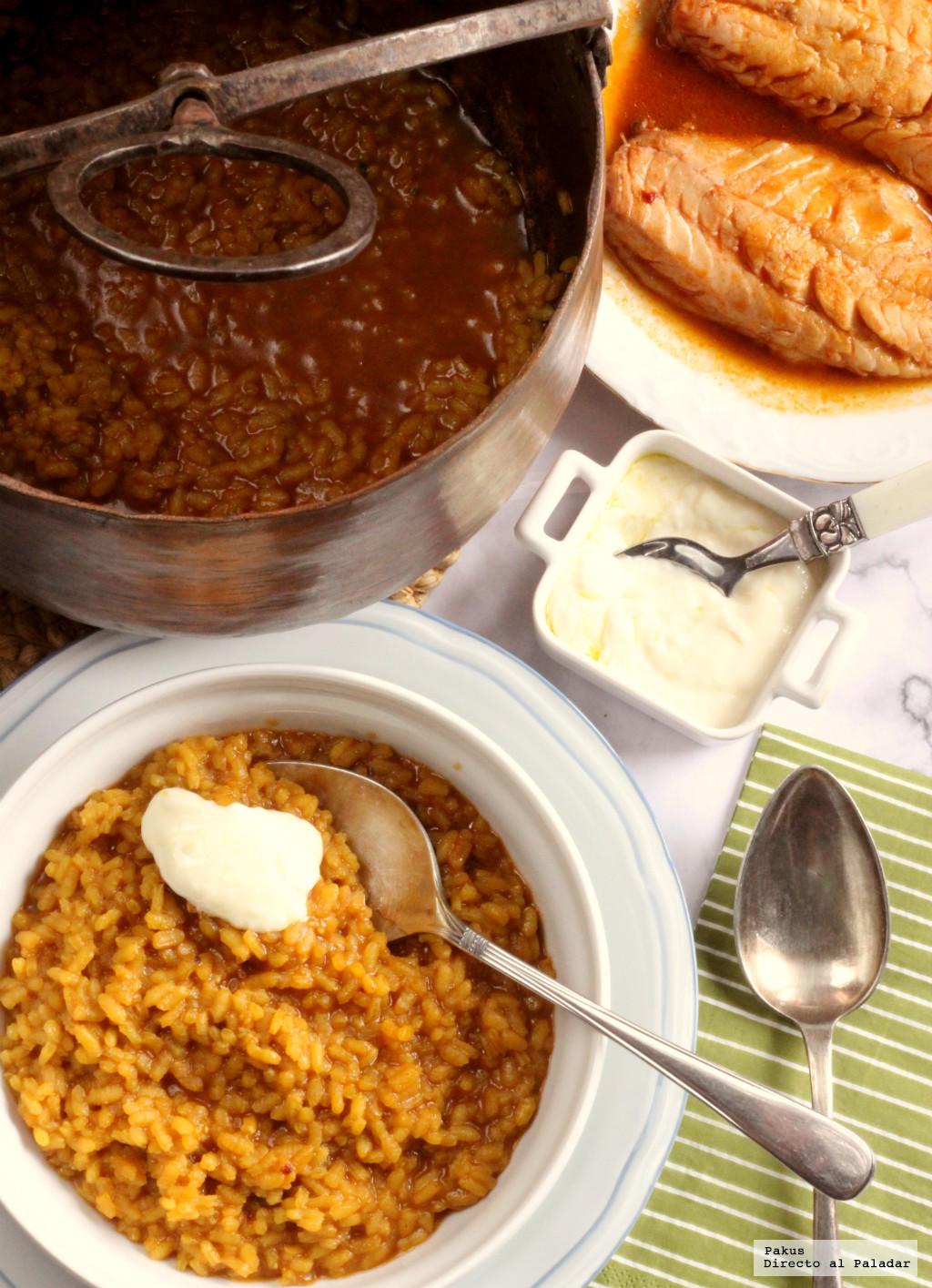 Arroz al caldero, ceviche peruano de corvina, tarta de la abuela y más en el menú semanal del 4 al 10 de...