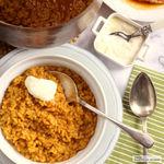 Arroz al caldero, ceviche peruano de corvina, tarta de la abuela y más en el menú semanal del 4 al 10 de agosto