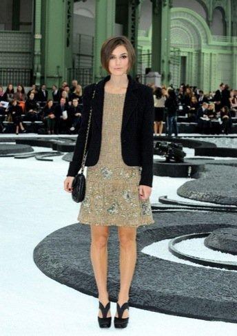 Famosas mejor vestidas: Keira Knightley