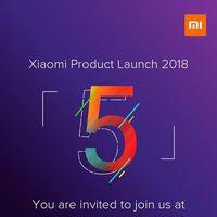 El Redmi Note 5 ya tendría fecha: Xiaomi envía invitaciones para un evento en la India el 14 de febrero