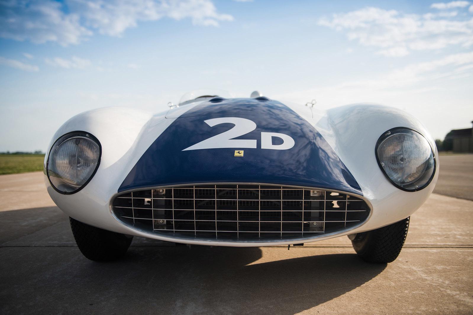 Foto de Ferrari 750 Monza 1955 (7/20)