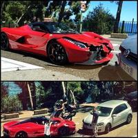Dolorpasión™: el Ferrari LaFerrari que no quería jugar al Golf