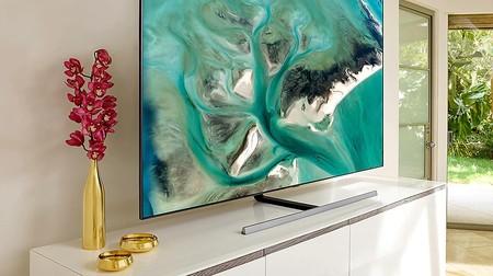 """La Smart TV de 65"""" de gama alta Samsung QLED 65Q80R tiene una gran rebaja por el plan renove de MediaMarkt que la deja a 999 euros"""