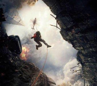 'San Andrés', nuevo tráiler y carteles de la película con Dwayne Johnson