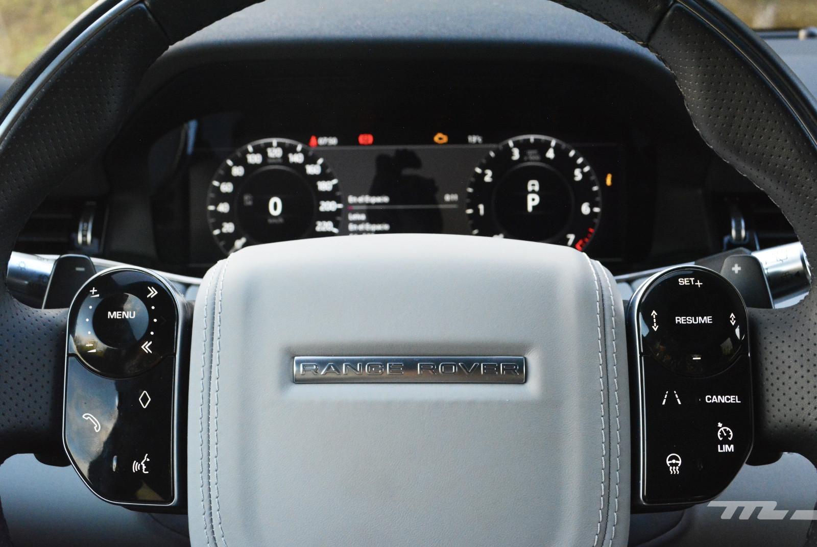 Foto de Range Rover Evoque 2020 (prueba) (13/21)