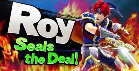 Roy regresa a Smash Bros y estos son sus movimientos