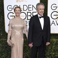 Annette Bening y Warren Beatty