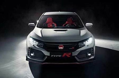 Honda Civic Type R 2017 1
