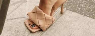 Las sandalias que todo el mundo quiere y aún no están a la venta son trenzadas y cuestan casi 1.000 euros, se avecina clon