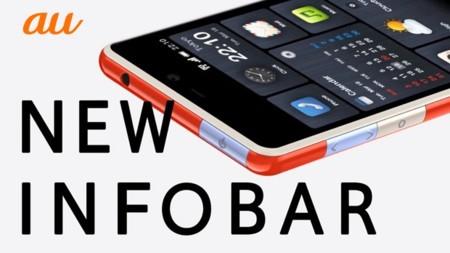 HTC y KDDI presentan un nuevo Infobar, con gusto a Windows Phone