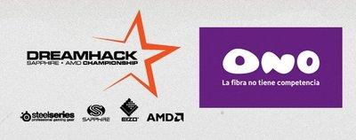 Los asistentes al DreamHack de Valencia volarán a 300 Mbps simétricos gracias a ONO