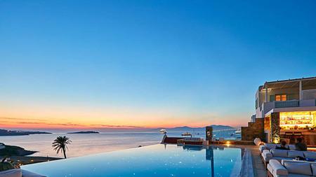 Bill Coo Boutique Hotel Mykonos Las Mejores Piscinas Infinitas Del Mundo