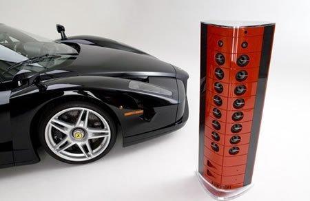 La digital de Ferrari