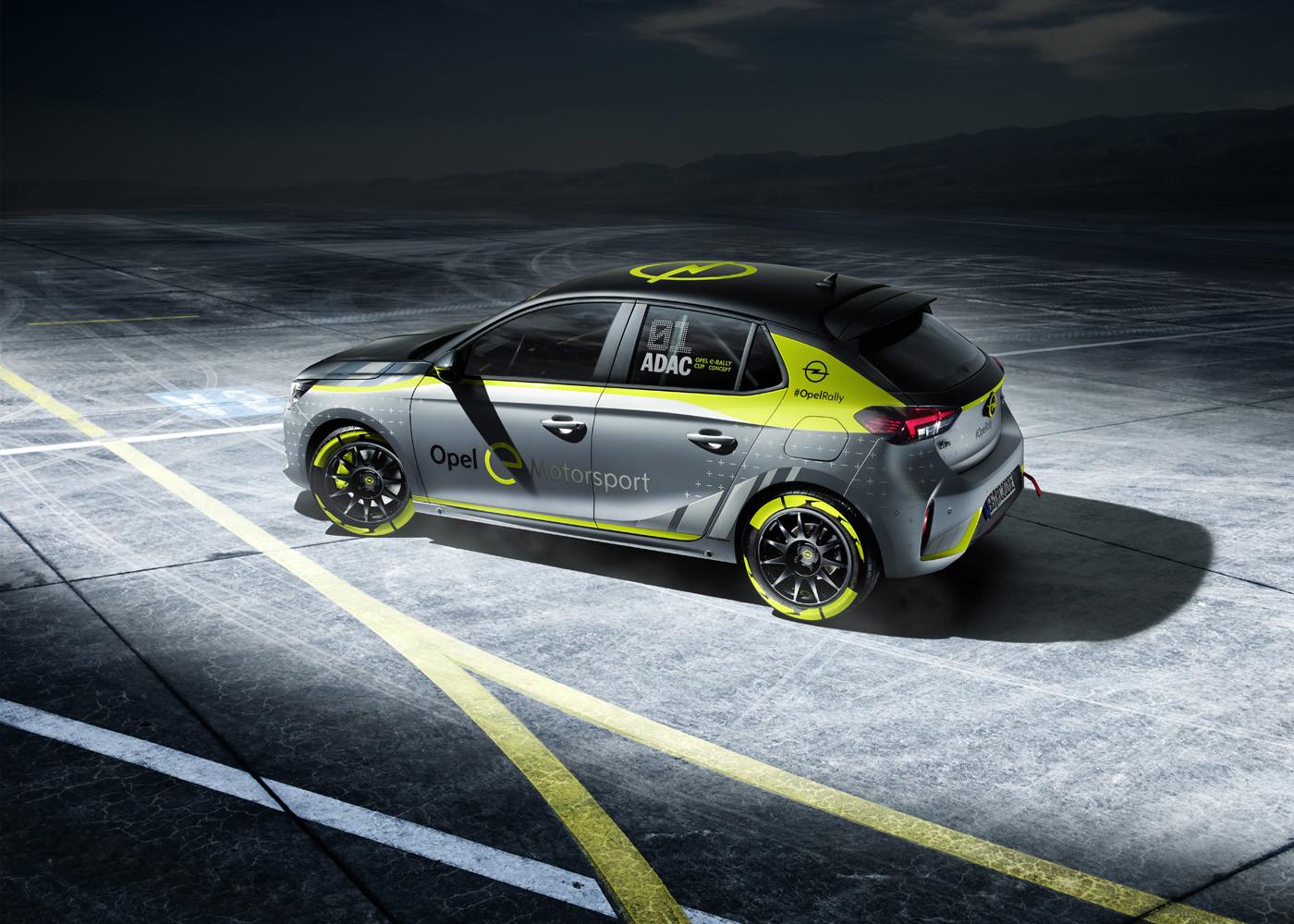 Foto de Opel Corsa-e Rally (3/9)