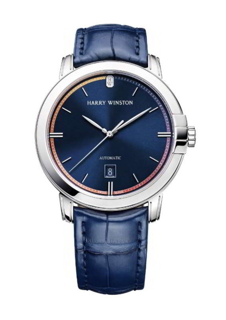 Reloj Harry Winston Countdown To A Cure Sida