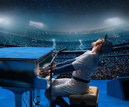 Rocketman No Es Bohemian Rhapsody Ni Quiere Serlo El Musical De Elton John Con Taron Egerton Que Nos Ha Conquistado Portada 2