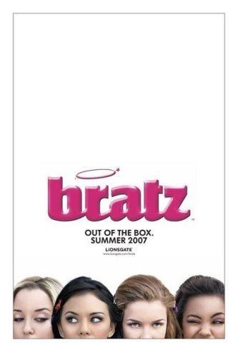 Poster de 'Bratz', la película... es real