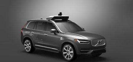 Uber tendrá su propia flota de taxis autónomos: 24.000 Volvo XC90 para 2021