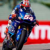 Mattia Pasini marca el mejor registro de Moto2 en Tailandia tras la FP2