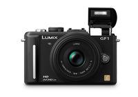 Primer contacto: Panasonic Lumix GF1