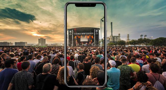 Siete aplicaciones para exprimir al máximo los festivales este verano