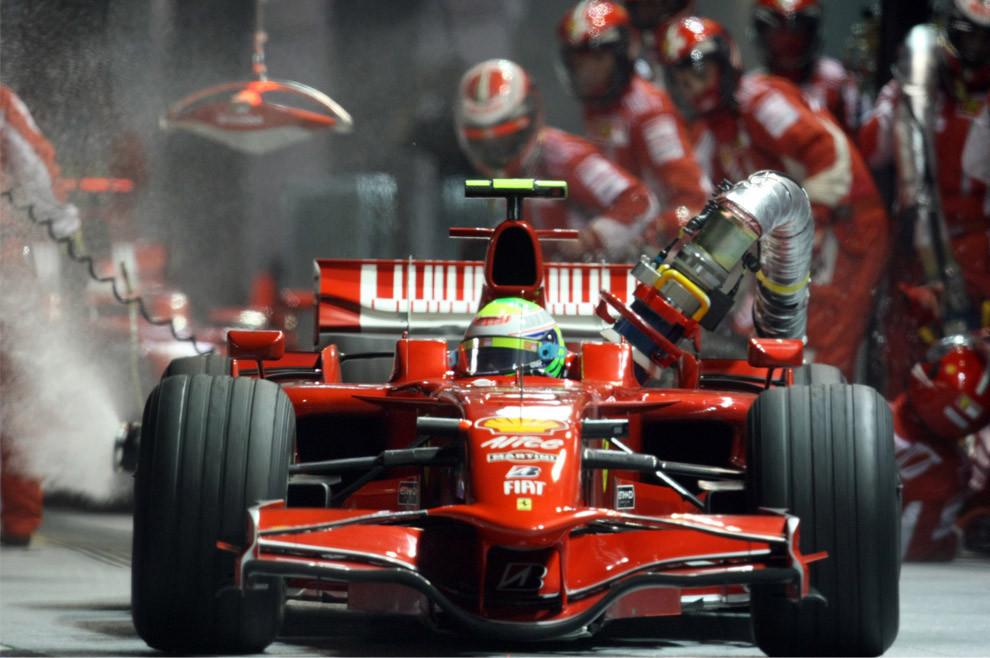 Foto de F1 Singapur (12/25)