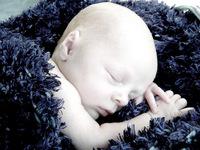 El extraño caso del bebé que nació con sangre blanca