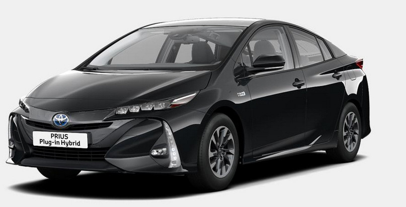 Cuánto merece la pena el Toyota Prius con el mas reciente techo solar: precio y autonomía eléctrica en el coche híbrido