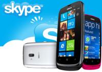 Nokia Lumia 610 se queda sin Skype