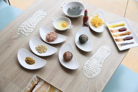 Si quieres que tus recetas dejen huella, necesitas estos plato de Odosdesign