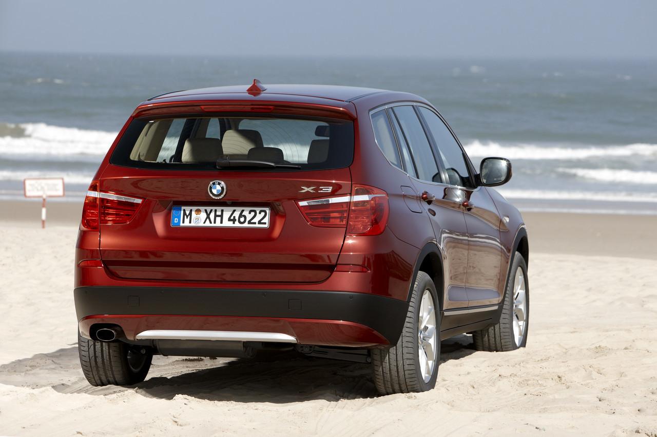 Foto de BMW X3 2011 (23/128)