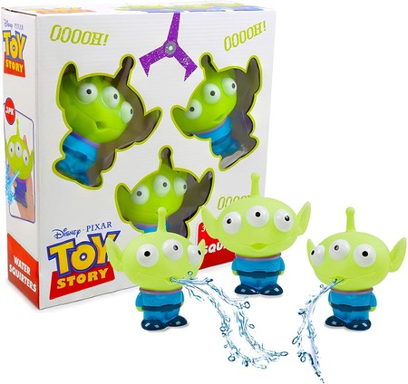 Pequenas Figuritas Aliens De Toy Story