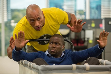 'Central Intelligence', tráiler y carteles de la comedia de acción con Dwayne Johnson