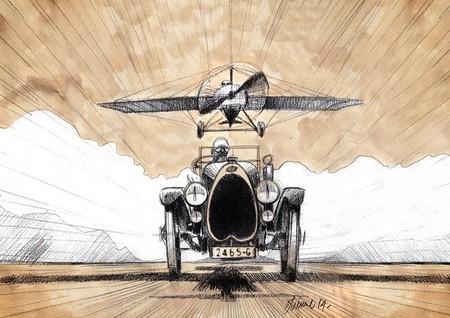 Black Bess - Bugatti Veyron - Les Légendes de Bugatti