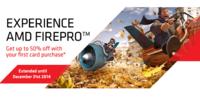 AMD busca ganar terreno ajustando hasta 50% los precios de tarjetas FirePro