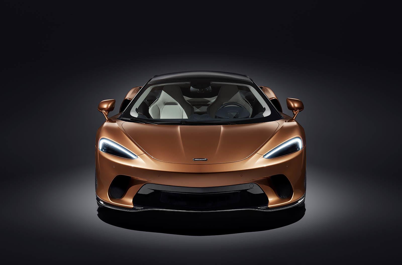 Foto de McLaren GT 2020 (9/35)