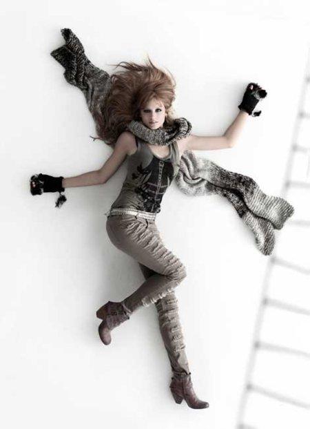 Michelle Jener imagen de Xti Otoño-Invierno 2010-11