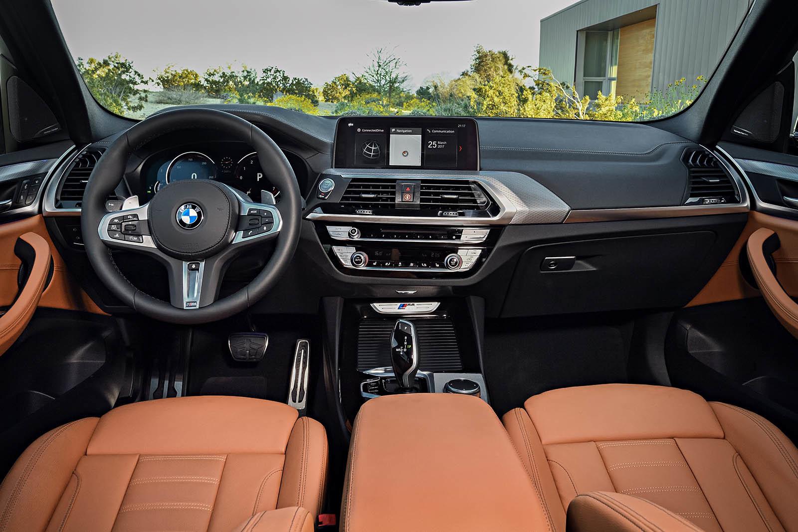 Foto de BMW X3 2018 (20/34)