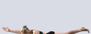 Superman en cuadrupedia: un sencillo ejercicio explicado paso a paso para trabajar tu espalda y tu core