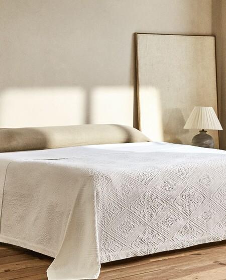 17 sábanas básicas de Zara Home, juegos de cama, fundas nórdicas y colchas que nunca pasan de moda